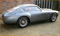 Dbs 5430 lc db4gt zagato by rod jolley 2 cadre