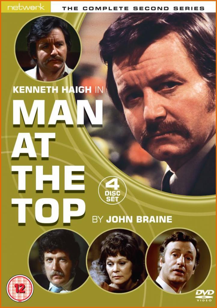 man at the top